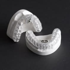 Sleep Apnea dental device